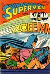 Cover for Superman (Egmont Ehapa, 1966 series) #25/1967