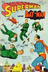 Cover for Superman (Egmont Ehapa, 1966 series) #26/1967