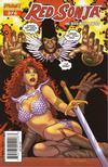 Cover Thumbnail for Red Sonja (2005 series) #12 [John Romita Jr. Cover]