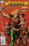 Cover for Aquaman: Sword of Atlantis (DC, 2006 series) #45