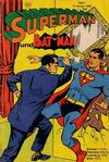 Cover for Superman (Egmont Ehapa, 1966 series) #1/1968