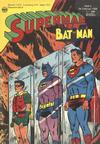 Cover for Superman (Egmont Ehapa, 1966 series) #4/1968