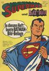 Cover for Superman (Egmont Ehapa, 1966 series) #7/1968