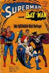 Cover for Superman (Egmont Ehapa, 1966 series) #9/1968