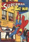 Cover for Superman (Egmont Ehapa, 1966 series) #10/1968