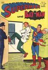 Cover for Superman (Egmont Ehapa, 1966 series) #14/1968
