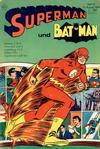 Cover for Superman (Egmont Ehapa, 1966 series) #16/1968