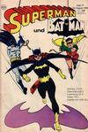 Cover for Superman (Egmont Ehapa, 1966 series) #17/1968