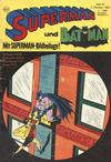 Cover for Superman (Egmont Ehapa, 1966 series) #20/1968