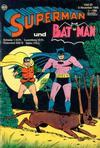 Cover for Superman (Egmont Ehapa, 1966 series) #22/1968