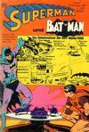 Cover for Superman (Egmont Ehapa, 1966 series) #24/1968