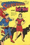 Cover for Superman (Egmont Ehapa, 1966 series) #26/1968