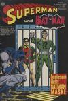 Cover for Superman (Egmont Ehapa, 1966 series) #3/1969
