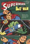 Cover for Superman (Egmont Ehapa, 1966 series) #4/1969