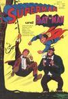 Cover for Superman (Egmont Ehapa, 1966 series) #6/1969