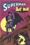 Cover for Superman (Egmont Ehapa, 1966 series) #7/1969