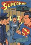 Cover for Superman (Egmont Ehapa, 1966 series) #8/1969