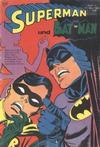 Cover for Superman (Egmont Ehapa, 1966 series) #10/1969