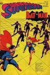 Cover for Superman (Egmont Ehapa, 1966 series) #19/1969