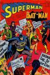 Cover for Superman (Egmont Ehapa, 1966 series) #23/1969