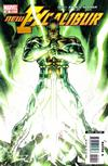Cover for New Excalibur (Marvel, 2006 series) #10 [Direct Edition]