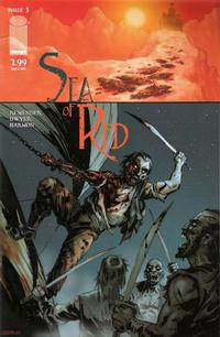 Cover Thumbnail for Sea of Red (Image, 2005 series) #5