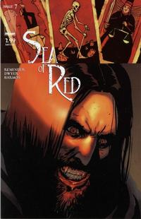 Cover Thumbnail for Sea of Red (Image, 2005 series) #7