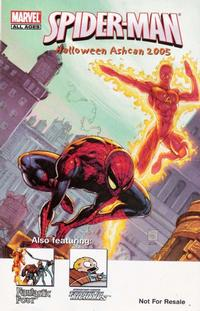 Cover Thumbnail for Marvel Halloween Ashcan 2005 [Spider-Man Halloween Ashcan 2005] (Marvel, 2005 series) #[nn]