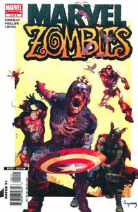 Cover Thumbnail for Marvel Zombies (Marvel, 2006 series) #2