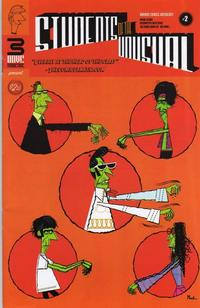 Cover Thumbnail for Students of the Unusual (3 Boys Productions, 2004 series) #2