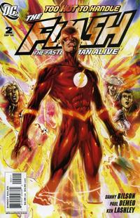 Cover Thumbnail for Flash: The Fastest Man Alive (DC, 2006 series) #2