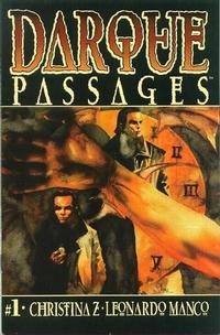 Cover Thumbnail for Darque Passages (Acclaim / Valiant, 1998 series) #1