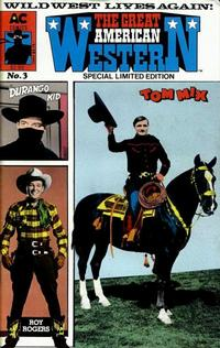 Cover Thumbnail for Great American Western (AC, 1987 series) #3