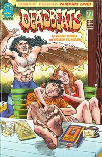 Cover Thumbnail for Deadbeats (Claypool Comics, 1993 series) #77