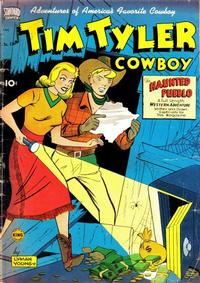 Cover Thumbnail for Tim Tyler (Pines, 1948 series) #17