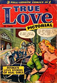 Cover Thumbnail for True Love Pictorial (St. John, 1952 series) #4