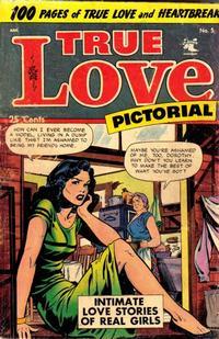 Cover Thumbnail for True Love Pictorial (St. John, 1952 series) #5