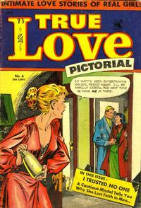 Cover Thumbnail for True Love Pictorial (St. John, 1952 series) #6