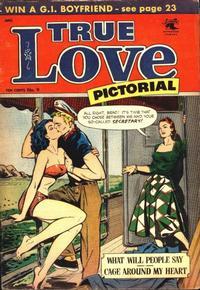 Cover Thumbnail for True Love Pictorial (St. John, 1952 series) #9