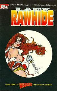 Cover Thumbnail for Lady Rawhide Mini Comic (Topps, 1995 series) #1