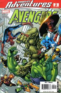 Cover Thumbnail for Marvel Adventures The Avengers (Marvel, 2006 series) #2