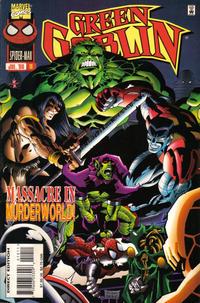 Cover Thumbnail for Green Goblin (Marvel, 1995 series) #10