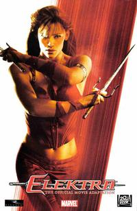 Cover Thumbnail for Elektra: The Movie (Marvel, 2005 series) #1