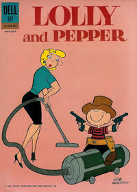 Cover Thumbnail for Lolly and Pepper (Dell, 1962 series) #01-459-207