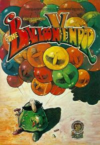 Cover Thumbnail for Balloon Vendor Comix (Rip Off Press, 1971 series)