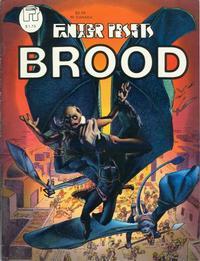Cover Thumbnail for Fantagor Presents Brood (Fantagor Press, 1983 series) #[nn]
