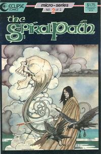 Cover Thumbnail for The Spiral Path (Eclipse, 1986 series) #2
