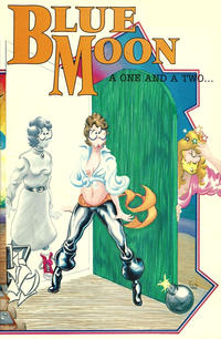 Cover Thumbnail for Blue Moon: A One and a Two (MU Press, 1995 series)