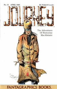 Cover Thumbnail for Journey (Fantagraphics, 1985 series) #15