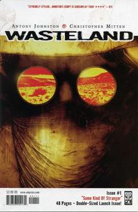 Cover Thumbnail for Wasteland (Oni Press, 2006 series) #1